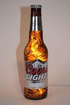 """6/""""x 1.5/"""" Coors Light Beer Alcohol bumper sticker wall decor vinyl decal"""