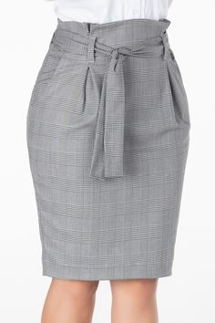 Jean Dress Outfits, Pencil Skirt Outfits, Fashion Wear, Fashion Dresses, African Fashion Skirts, Professional Outfits, Cute Skirts, Classy Dress, Casual Dresses