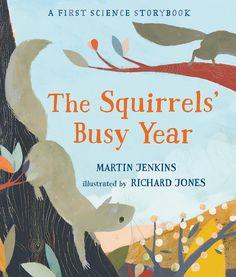Richard Jones, Spring Books, Bookshelves Kids, Fall Preschool, Fiction And Nonfiction, Children's Picture Books, Children's Book Illustration, Illustrations, Science And Nature