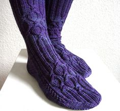 Ravelry: beltane1959's Purple Velvet