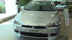 Sports Mitsubishi Lancer.