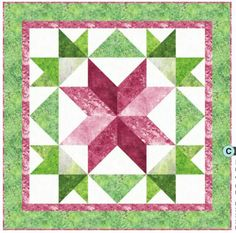 http://www.abbimays.com/Quilt-Kit-TOP-Rock-Star-with-Stonehenge-Rosebud-Fat-Quarters-_p_5458.html