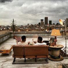 And we like this shot of Jozi rooftops by @tarrynbez so much, we wanted to run it full size #Joburg #GuardianJoburg