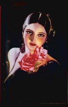 Vintage Mexican pin up. Vintage Prints, Vintage Art, Cover Art, Illustrations, Illustration Art, Beautiful Mexican Women, Jorge Gonzalez, Latino Art, Calendar Girls