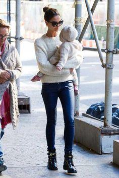 Lily Aldridge - Victoria's Secret Models Off Duty Style | Fashion, Trends, Beauty Tips & Celebrity Style Magazine | ELLE UK