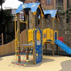 Multi-Play Space Towers