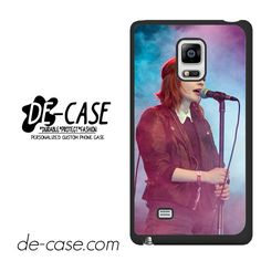 Beautiful Lauren Mayberry DEAL-1652 Samsung Phonecase Cover For Samsung Galaxy Note Edge