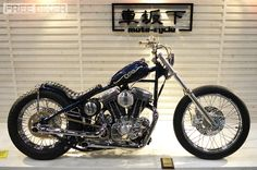 Harley chopper Chopper motorcycles and custom motorcycles. Sometimes bobbers but mostly choppers, short chops and custom bikes. Sportster Chopper, Hd Sportster, Harley Panhead, Harley Davidson Knucklehead, Chopper Motorcycle, Motorcycle Garage, Classic Harley Davidson, Used Harley Davidson, Harley Davidson Motorcycles