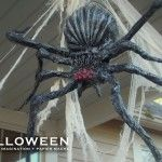 Paper Mache Spider Tutorial!  stolloween.com is full of these!  Absolutely amazing!
