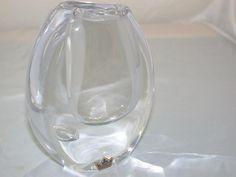 Vicke Lindstrand Kosta Vase, Shop Rubylane.com