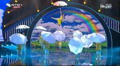Armazém Aéreo Kids, no dia de chuva mais bonito - Vídeos - Got Talent Portugal