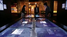 Records of Rights Interactives. This interactive table and wall experience with an accompanying online exhibition immerses visitors of all a...
