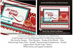 Christine's Creative Capers: January Stamp of the Month Blog Hop
