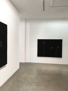 Kamel Mennour Gallery: Pier Paolo Calzolari:Ensemble exhibition. 'Untitled',(1990)