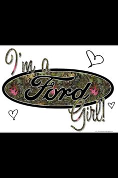 FORD GIRL!!
