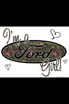 FORD GIRL!!