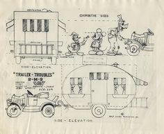 Walt Disney Animation, Animation Film, Disney Mickey, Disney Art, Tex Avery, Walt Disney Studios, Things That Bounce, Character Design, Classic
