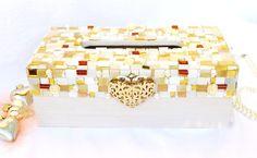 Christmas Gift for girlfriend Tissue Box holder by LonasART