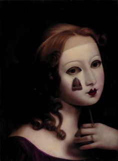 Supersonic Art: Stephen Mackey, Paintings. The classically...