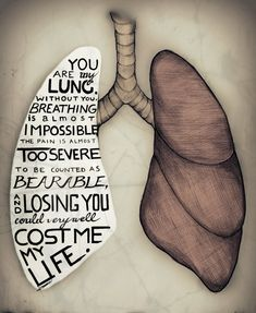 heart & lungs art | lung | Tumblr
