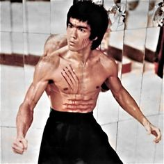 Bruce Lee may have been Superhuman