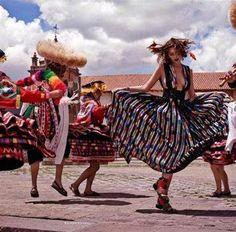 Voge Rusia en Cusco