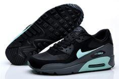reputable site db926 732e9 Negozio online scarpe da ginnastica nike air max 90 essential uomo nere  jade blu prezzi bassissimi