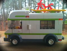 My Lego RV will have to do for now.