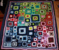 Ravelry: audinette's babette blanket