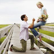 Proposing - Proposals - Marriage Proposals INSPIRATIONS | by | BRIDE & GROOM