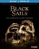 Black Sails: Season 4 [Blu-ray] [3 Discs]