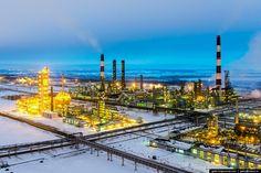 Нефтеперерабатывающий комплекс ОАО АНК «Башнефть» - Gelio (Степанов Слава)