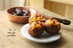 Cheddar Bacon Potatoes (1/12 scale) | Flickr - Photo Sharing!