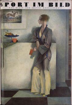 Paul Scheurich, 1932