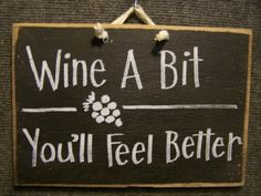 I need some wine right now! Have been sitting in traffic on I-10 on the way to New Orleans forever!!!