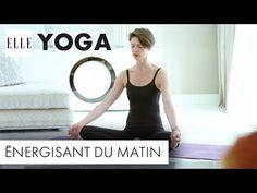 Le yoga énergisant du matin┃ELLE Yoga - YouTube