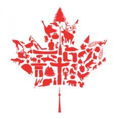 Ahornblatt Kanada