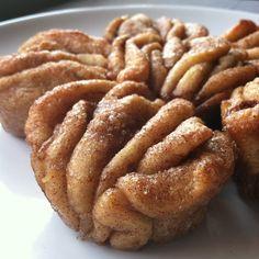 Cinnamon Sugar Pull Apart Muffins...