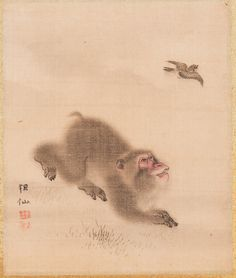 art-and-things-of-beauty:  Monkeys by Mori Sosen (1747-1821)