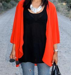 A Big Necklace For A Big Impression - Fashion Diva Design