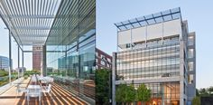 """Perkins + Will, Atlanta Offices, Highest Rated LEED Building on the planet, """"Greenest Building in the World""""?"""