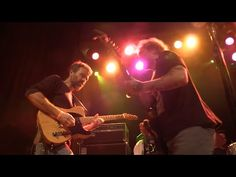 ▶ ANDERS OSBORNE - On The Road To Charlie Parker - live @ The Bluebird Theater - YouTube