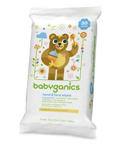 Another great find on #zulily! Hand & Face Wipes - Set of Six #zulilyfinds