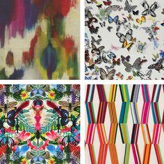 Multicolor Upholstery Fabrics