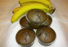 Nutellás-banános-kakaós muffin Muffin, Nutella, Breakfast, Food, Morning Coffee, Muffins, Meal, Essen, Hoods