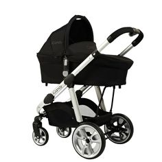 iCandy Apple 2 Pear Carrycot new wheels x