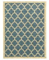 Shaw Living Rugs, American Abstracts Collection 01400 Milazzo Blue