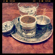 Turk kahvesi, ımm..