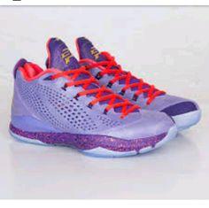 reputable site 38c4d 92516 Jordan Shoes   Nike Jordan Chris Paul 3 Vii Asg All Star Shoes   Color   Gold Purple   Size  9