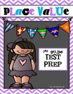 Great way to prepare for standarized testing, formal assessment, or informal evaluation. There are 7 place value tests. Place Value Test Prep-2nd Grade is licensed under a Creative Commons Attribution-NonCommercial-NoDerivs 3.0 Unported License.
